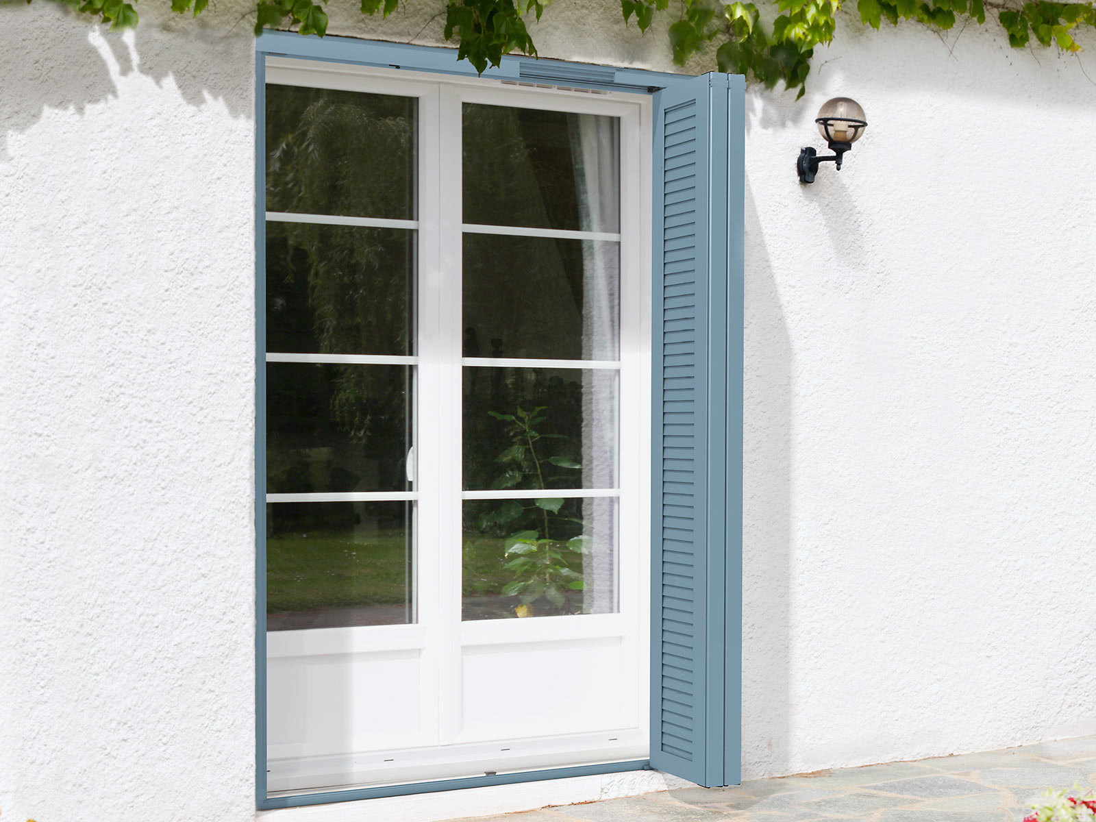 MoveOn electric folding sliding shutter