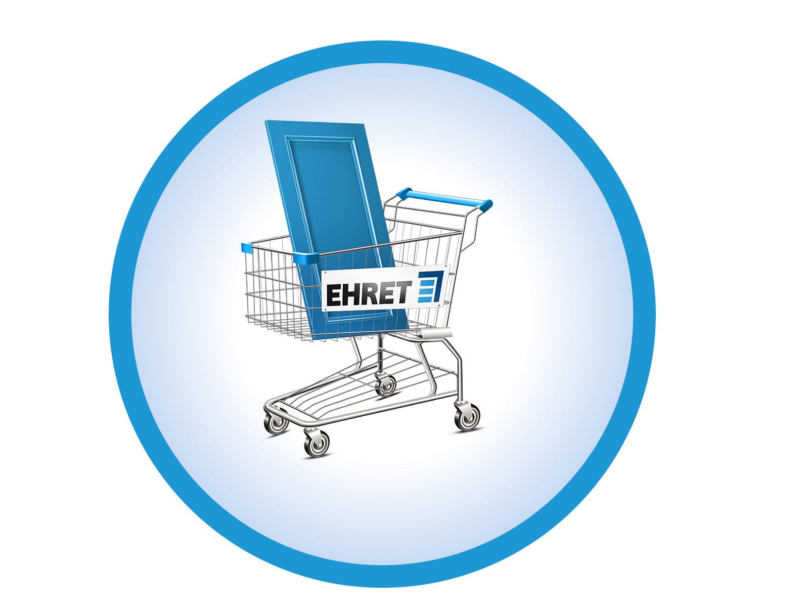 EHRET Webshop