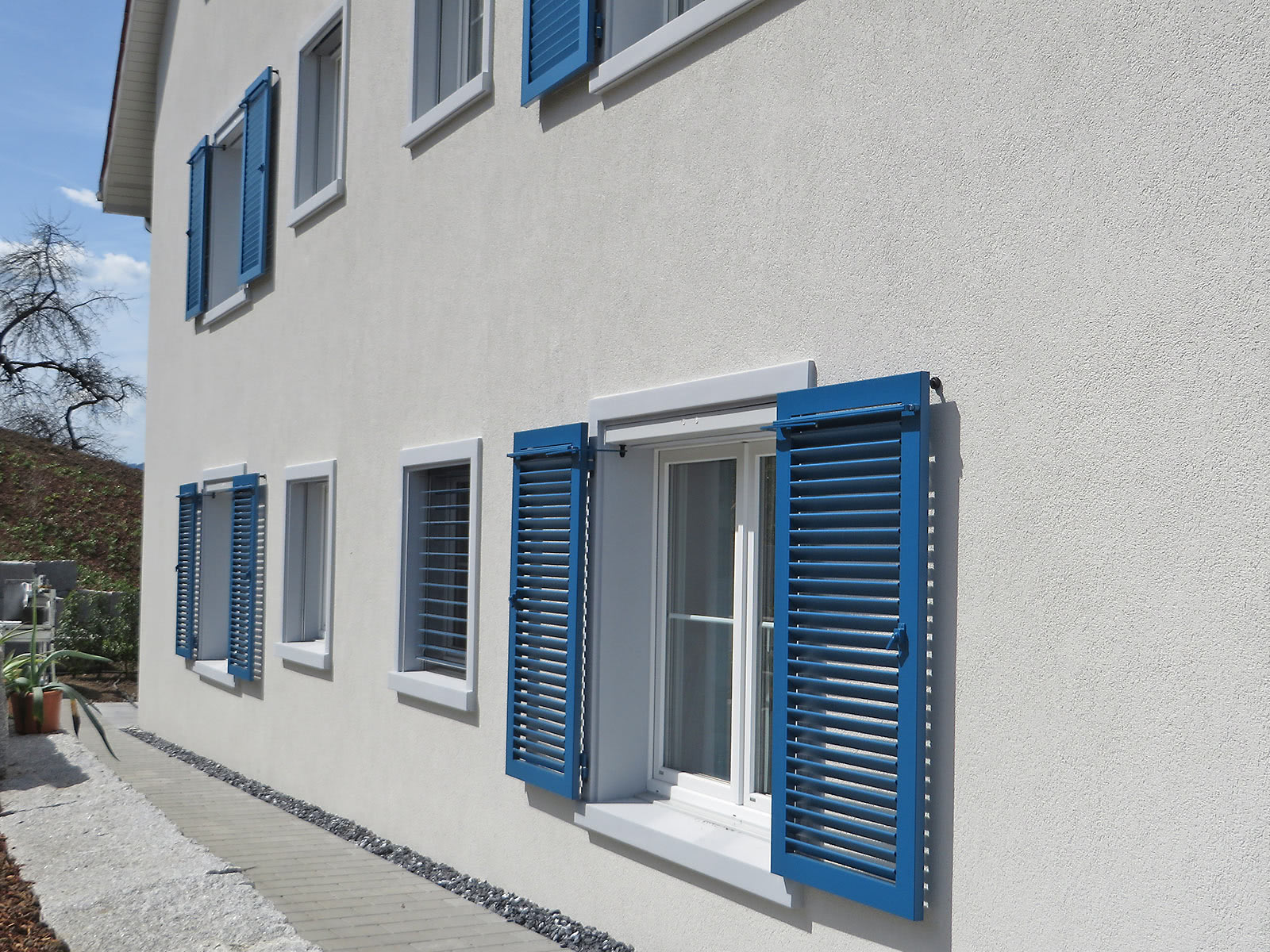 Motorisation - Window shutters