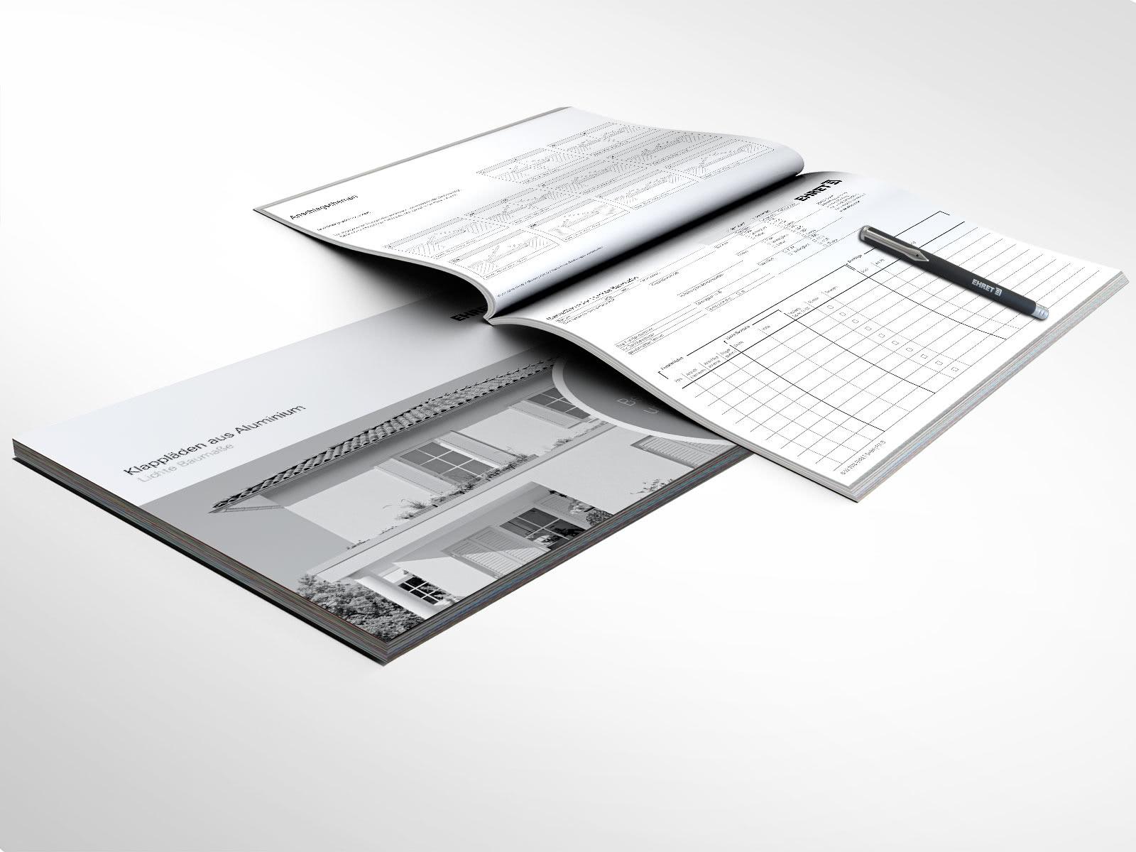 Order forms - EHRET