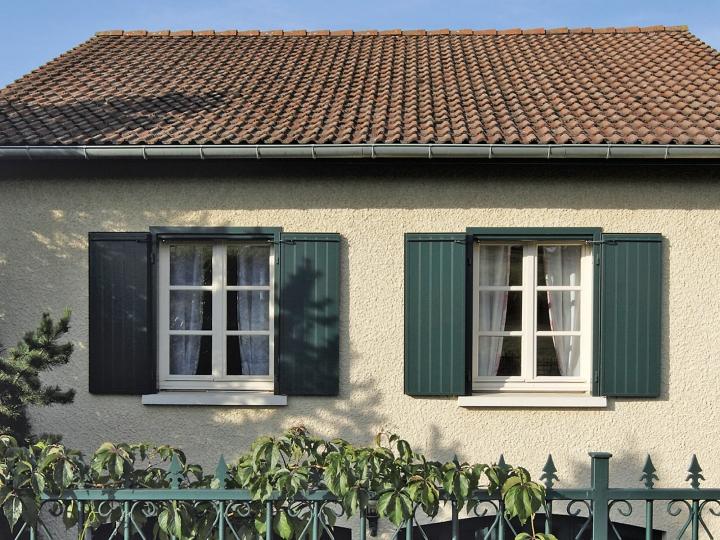 Insulating window shutters – EHRET