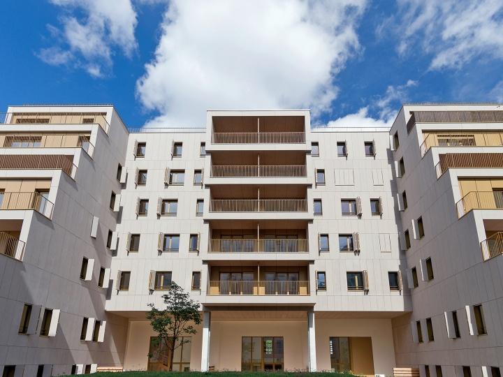 EHRET - Moderne Fassadengestaltung