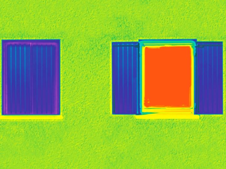 Save energy – EHRET window shutters