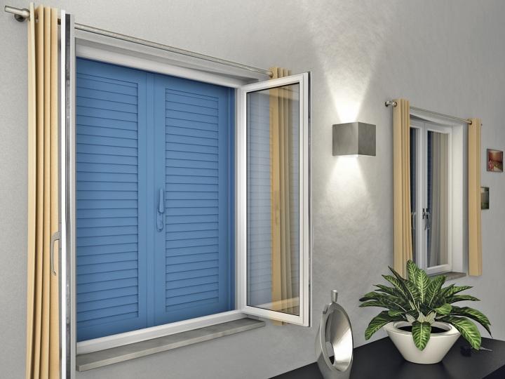 Einbruchhemmende Fensterläden - EHRET