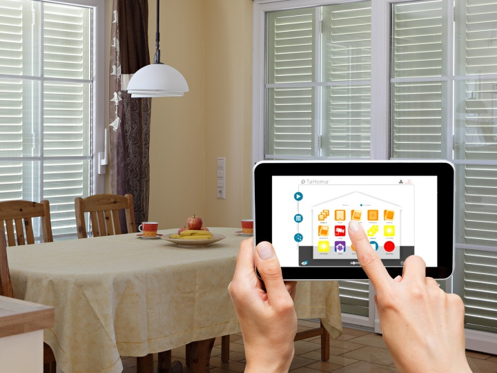 Smart Home-System