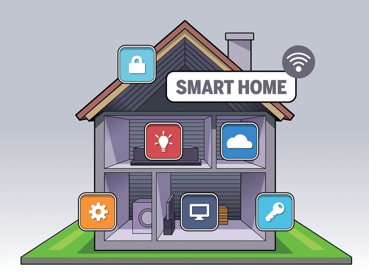 Home automation – centralised control