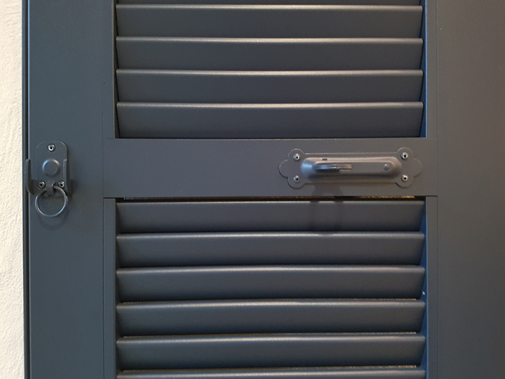 Window shutter accessories