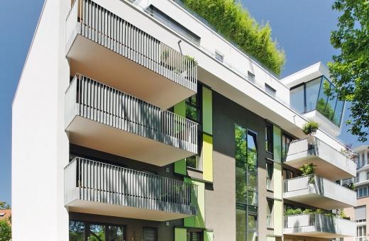 Wohnanlage Heilbronn - EHRET Referenzobjekt
