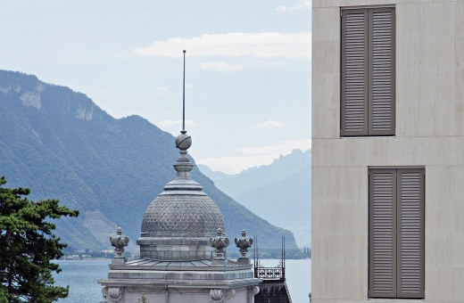 Hotel  National - Montreux - Objekt Ehret