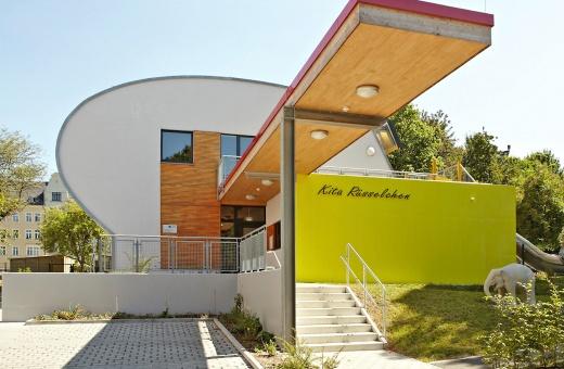 Kindergarten Chemnitz Objekt Ehret