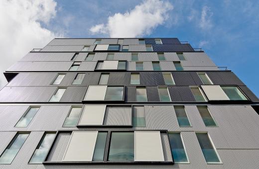 EHRET - Innovative Fassadengestaltung