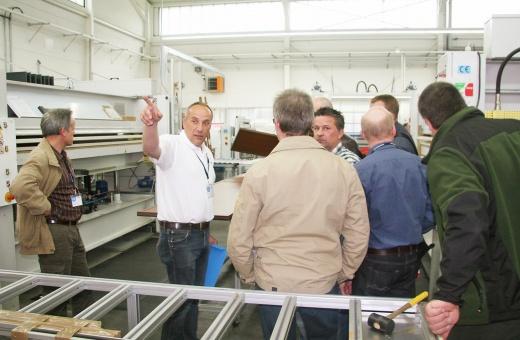 Gran interés por las primeras jornadas de EHRET en Mahlberg