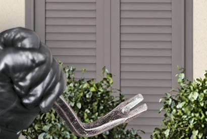 EHRET Sicherheitsfensterläden und Einbruchschutz