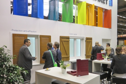 BATIMAT 2015, Paris - EHRET