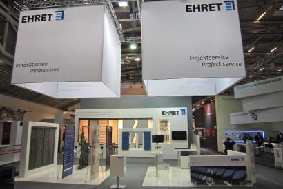BAU 2013 - München - EHRET