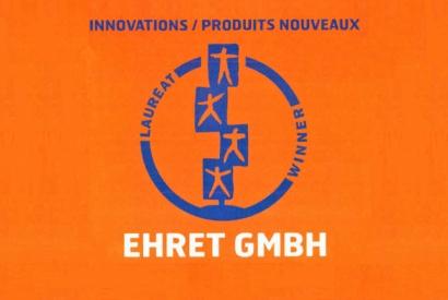 Lauréat du prix de l'innovation Equip'baie 2014