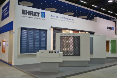 EHRET en la Swissbau 2014 - Basilea