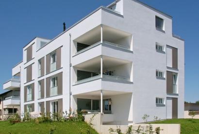 Eichwiesstrasse, Rüti - EHRET Objektbeispiel