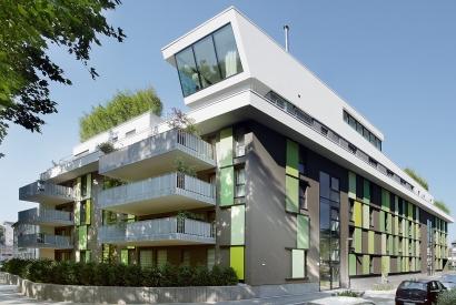 EHRET - Housing complex Heilbronn
