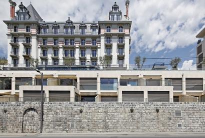 Hotel Montreux Objekt Ehret
