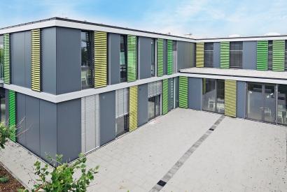 Klinik Würzburg Objekt Ehret