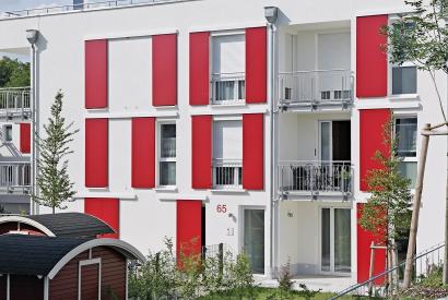 EHRET - Complejo residencial Karlsruhe