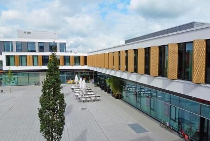 Universität Erlangen Objekt Ehret
